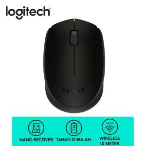 Harga mouse logitech b 170 wireless     HARGALOKA.COM