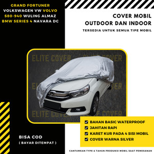 Harga cover sarung mobil polyester grand fortuner volkswagen vw volvo s80   grand | HARGALOKA.COM
