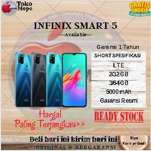 Info Infinix Smart 3 Katalog.or.id