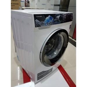 Harga mesin cuci front loading toshiba 105m4n murah bergaransi medan   HARGALOKA.COM