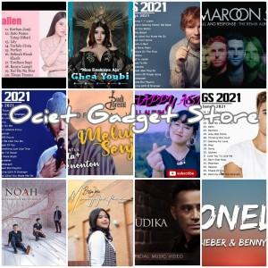 Harga usb16gb bonus mp3 top barat indo dangdut terbaik | HARGALOKA.COM