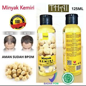 Harga minyak kemiri penumbuh rambut alis brewok jambang kumis anti | HARGALOKA.COM