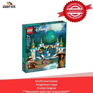 Harga lego 43181 disney raya and the heart | HARGALOKA.COM