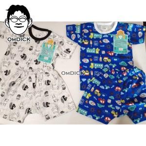 Harga pakaian bayi murah bagus baju bayi setelan pendek 3 6 bln merek   HARGALOKA.COM