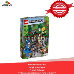 Harga lego 21169 minecraft the first | HARGALOKA.COM