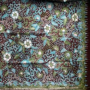 Harga kain batik tulis lasem sekar jagad primissima halusan | HARGALOKA.COM