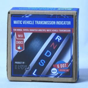 Harga lampu led transmisi matic honda brv mobilio brio paling murah   HARGALOKA.COM