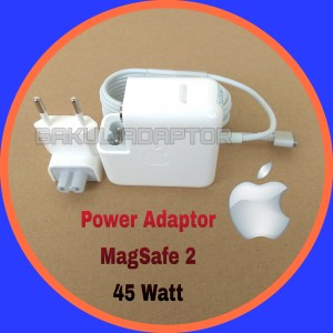 Harga adaptor charger original laptop macbook air erly 2013 2015 magsafe | HARGALOKA.COM