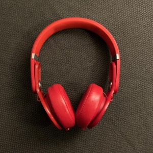 Harga headphone dj beats mixr red merah original authentic headset bekas | HARGALOKA.COM