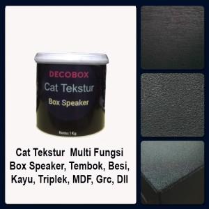 Harga cat tekstur box speaker m 30   50 kemasan 1 | HARGALOKA.COM