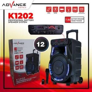 Harga advance speaker meeting portable bluetooth 12 34 | HARGALOKA.COM