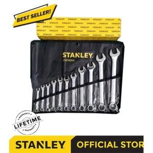 Harga Stanley Combination Wrench Spanner 8 19mm Stmt 78099 Katalog.or.id