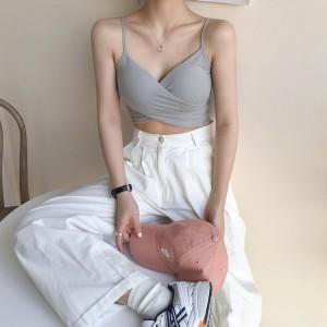 Harga stylise tanktop fashion wanita crop top model silang sexy 1050   | HARGALOKA.COM