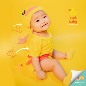 Harga baju jumper bayi bebek topi lucu   | HARGALOKA.COM