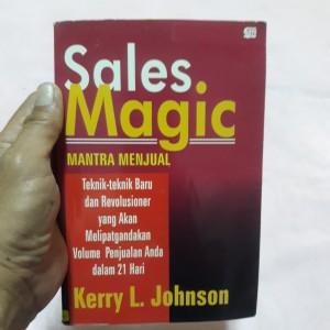 Harga sales magic mantra | HARGALOKA.COM