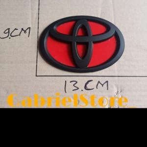 Harga emblem logo grill depan toyota | HARGALOKA.COM