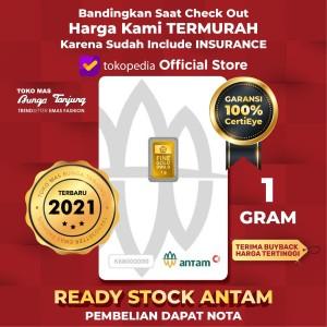 Harga 1gr gram logam mulia logam mulia antam emas antam | HARGALOKA.COM