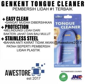 Info Tongue Cleaner Pembersih Lidah Murah Meriahh Katalog.or.id