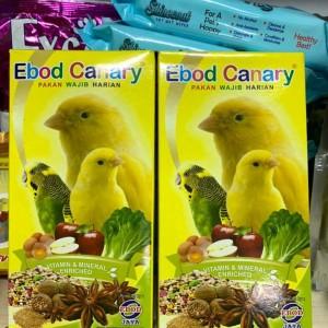 Harga pakan canary ebod jaya kotak makanan harian burung kenari   HARGALOKA.COM