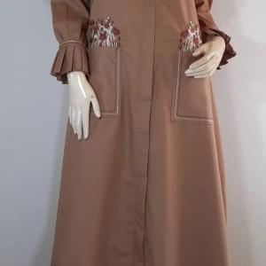 Harga baju gamis wanita   baju muslim wanita   busana muslim | HARGALOKA.COM