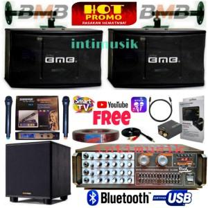 Harga paket sound system karaoke bmb 10 inch bass iii | HARGALOKA.COM