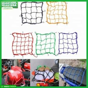 Info Jaring Helm Barang Gojek Grab Bagasi Motor Murah Berkualitas Universal Katalog.or.id