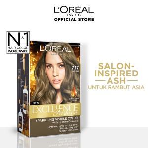 Harga l 39 oreal paris excellence fashion hair color   matt | HARGALOKA.COM