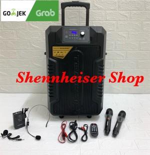 Harga speaker portable meeting hardwell 12 inc turbovoice 12   HARGALOKA.COM