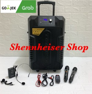Harga speaker portable meeting hardwell 15 inc turbovoice 15   HARGALOKA.COM