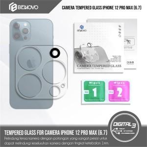 Harga benovo tempered glass camera iphone 12 pro max protector lensa | HARGALOKA.COM