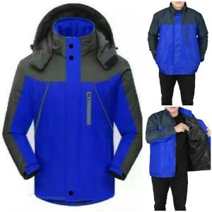 Harga jaket motor jaket gunung water   HARGALOKA.COM