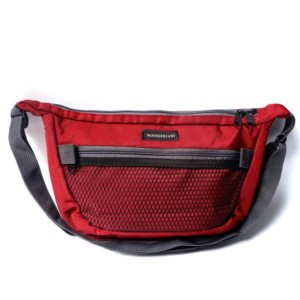 Harga wanderlust   tas selempang sling bag   frisco   maroon | HARGALOKA.COM