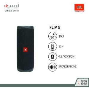 Harga jbl flip 5 portable bluetooth speaker   | HARGALOKA.COM