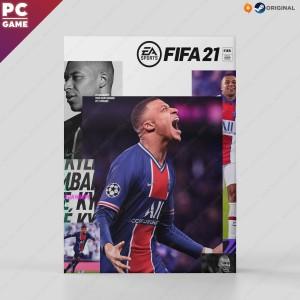 Harga ea sports fifa 21 ultimate edition   pc game original   dvd dl 37gb   HARGALOKA.COM
