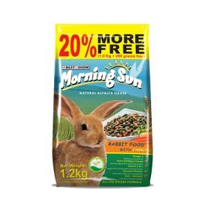 Harga Morning Sun Baby Rabbit Small Bites Makanan Pelet Kelinci Rabbit Food Katalog.or.id