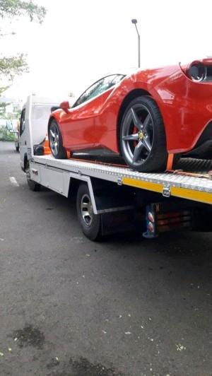 Harga jasa pengiriman mobil towing car jakarta ke lampung door to | HARGALOKA.COM