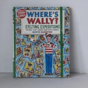 Harga where 39 s wally exciting expeditions search play create your | HARGALOKA.COM