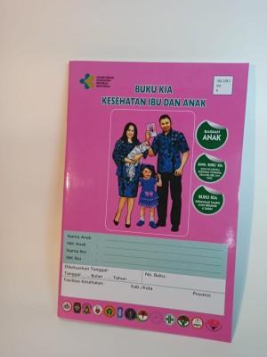 Harga buku kesehatan ibu dan anak kia versi baru cetakan tahun | HARGALOKA.COM