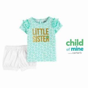 Harga baju anak bayi setelan carter 39 s 12   HARGALOKA.COM