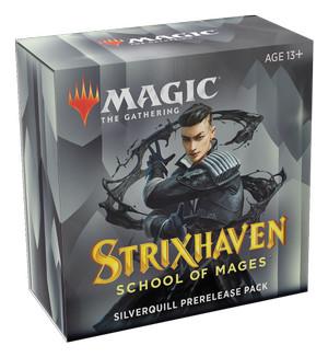 Harga promo magic the gathering   strixhaven silverquill prerel pack | HARGALOKA.COM