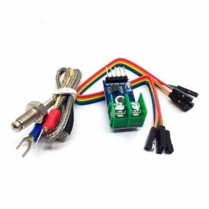 Harga Thermocouple Probe Type K Sensor Suhu Termokopel Termocouple Katalog.or.id