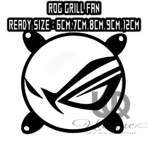 Harga rog acrylic grill fan pelindung jaring kipas 6cm 7cm 8cm 9cm 12cm   | HARGALOKA.COM
