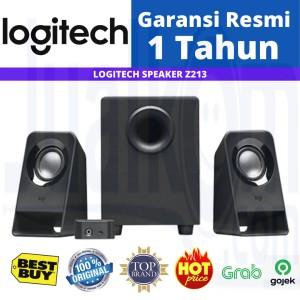 Harga logitech speaker z213 speaker z 213 2 1 | HARGALOKA.COM