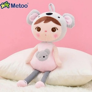 Harga boneka cute metoo angela bahan premium   | HARGALOKA.COM