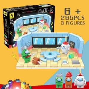Harga lego among us renzaima diorama set action figure mainan     HARGALOKA.COM