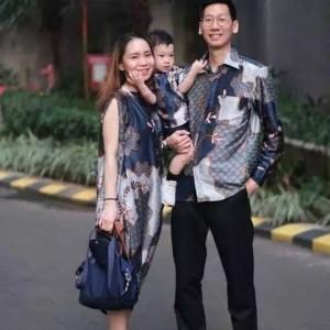 Harga laura kaftan dress couple   dress couple kondangan   | HARGALOKA.COM