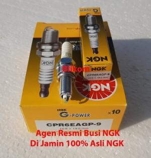 Info Busi Racing Motor Ngk G Power Cpr6eagp 9 Katalog.or.id