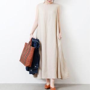 Harga linen dress ankle   mone   putih | HARGALOKA.COM