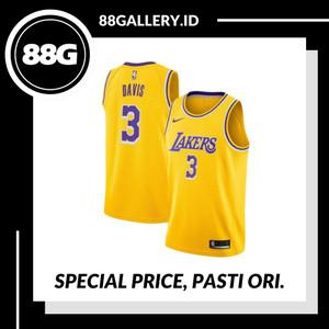 Harga lakers anthony davis no 3 jersey jersey basket lakers 100 original     HARGALOKA.COM