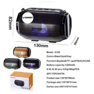 Harga speaker bluetooth portable mini jbl x100 super   HARGALOKA.COM